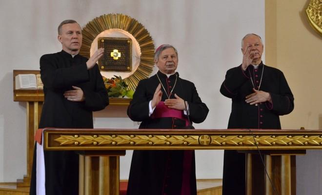 Nominacja biskupia dla ks. Piotra Turzyńskiego