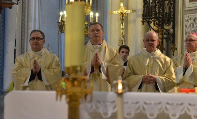 Sakra biskupa Piotra Turzyńskiego