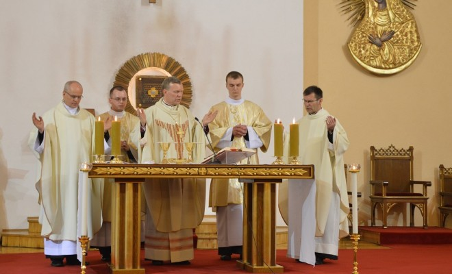 Seminaryjne prymicje