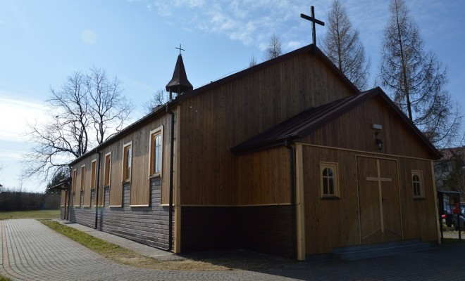 Jedyna taka parafia