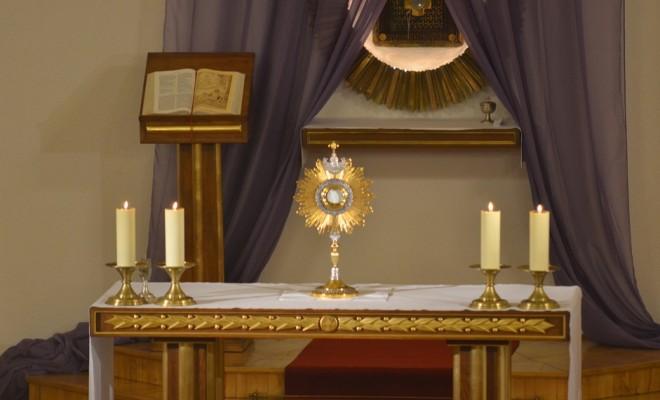 Wielki Post w seminarium