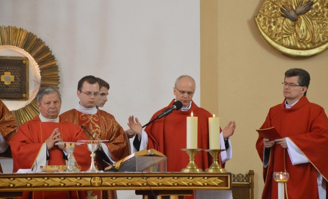 Imieniny Księdza Rektora
