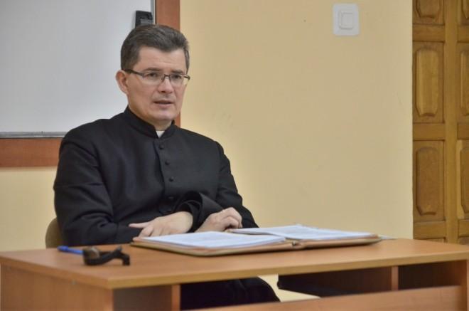 Dwudziesta rocznica święceń kapłańskich ks. Jacka Mizaka