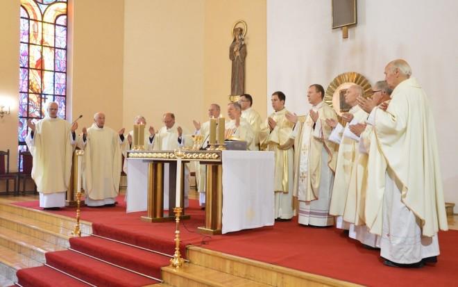 Święto złotych kapłanów