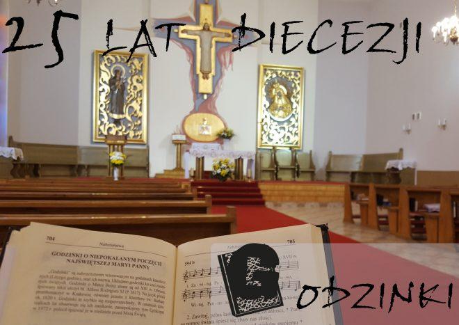 G jak Godzinki o Niepokalanym Poczęciu Najświętszej Maryi Panny