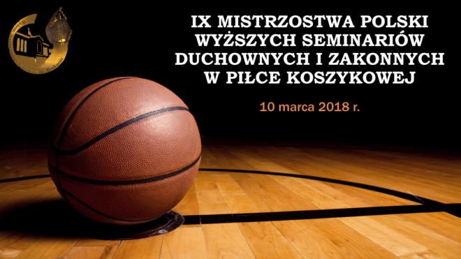 Seminaria grają w koszykówkę!