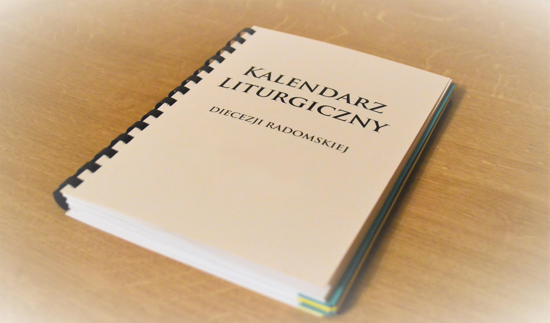 Kalendarz Liturgiczny Diecezji Radomskiej